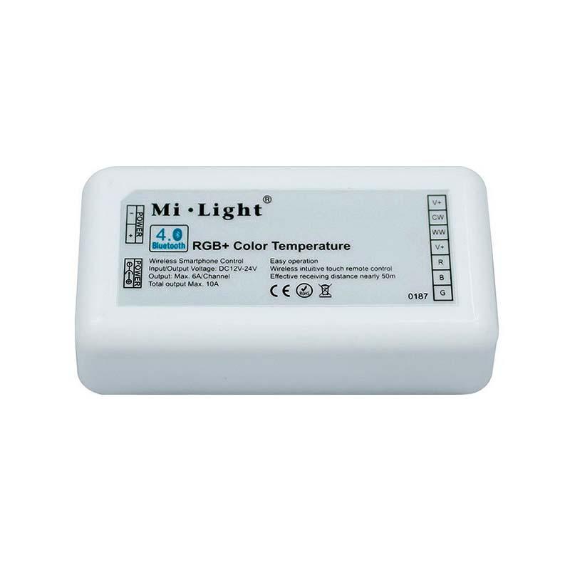Controlador RGBW - Bluetooth